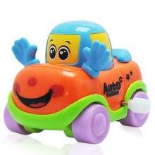 1 шт./лот, игрушка для автомобиля, детская Гоночная машина, детские мини-машинки, мультяшный автобус, грузовик, детские игрушки для детей, подарки для мальчиков