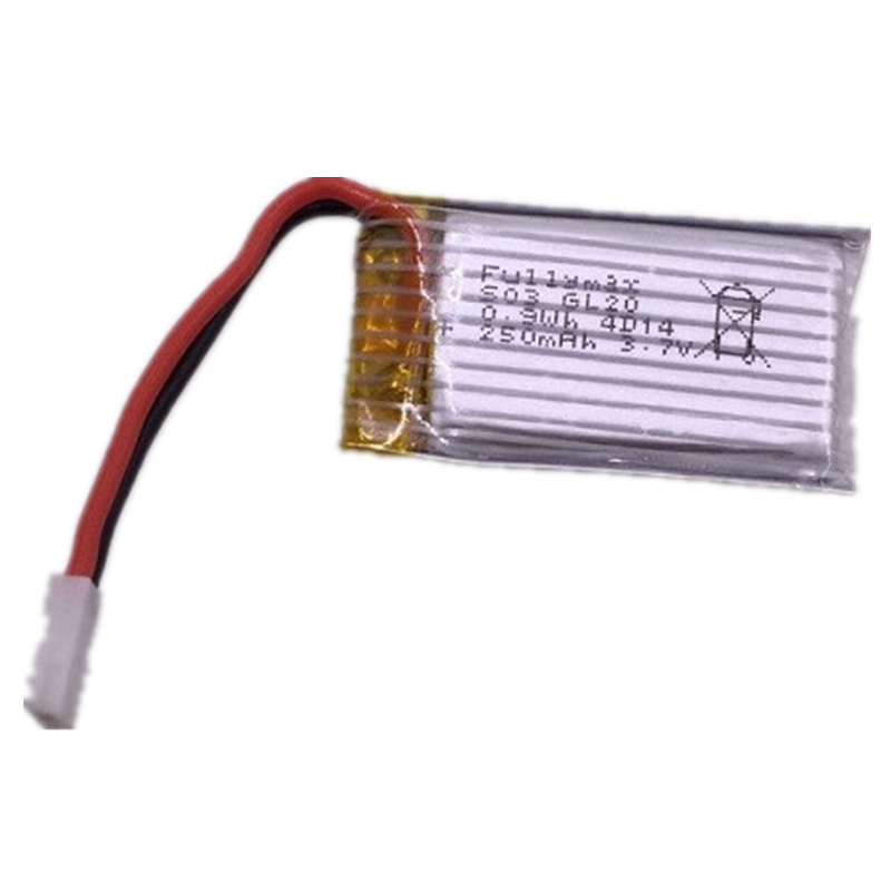 Hot Rechargeable Lipo Battery XK X100 RC Quadcopter Spare Parts 3.7V 250mAh Battery For RC Camera Drone Accessories lipo battery 7 4v 2700mah 10c 5pcs batteies with cable for charger hubsan h501s h501c x4 rc quadcopter airplane drone spare