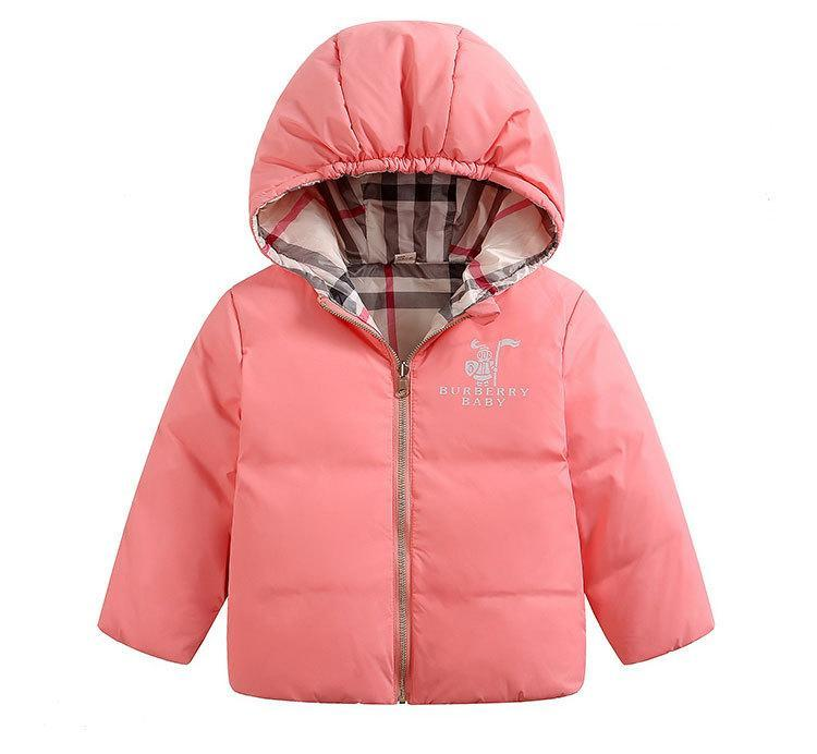 Free shipping new models unisex 2016 childrens hooded down jacket in different coloring for boys and
