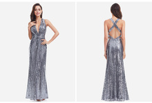Long Sparkle Evening Dresses