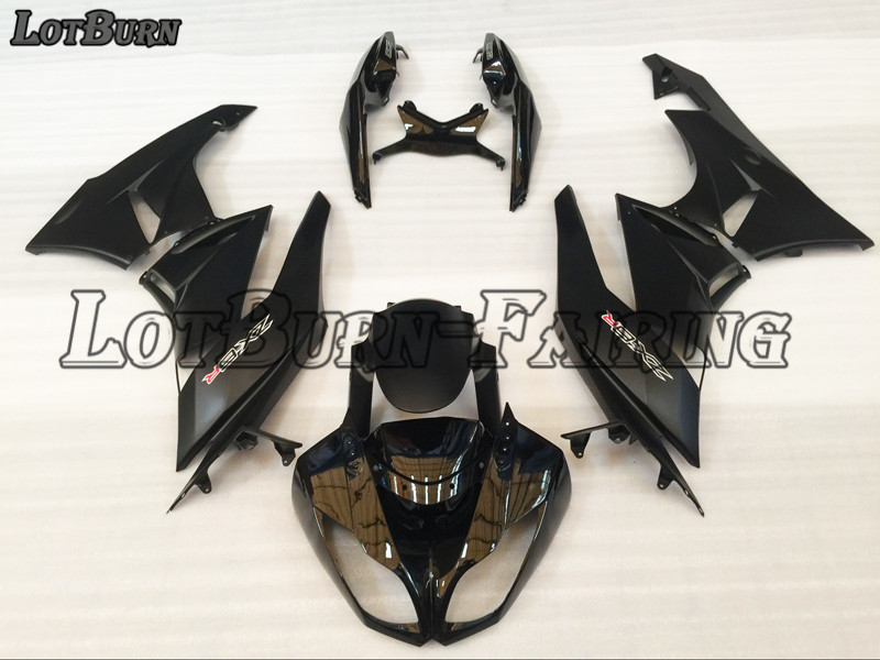Fit For Kawasaki ZX6R 636 ZX 6R 2009 2012 09 12 Motorcycle Fairing Kit High Quality ABS Plastic Injection Molding