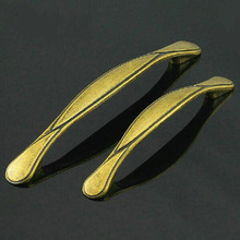 128mm kitchen cabinet handles bronze cupboard pulls antique brass drawer cupboard dresser furniture door handles pulls knobs 5″