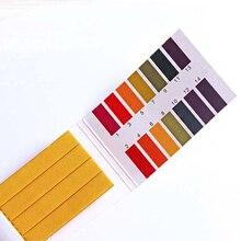 Полный диапазон 80 полосок 1-14 литров бумаги измерители PH Тест Аквариум Пруд мочи вода щелочной индикатор тест Анализаторы