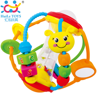 Puzzles & Geduldspiele 10pcs Soft Balls Baby Hand Catch Balls with BB Sound Toys for Kids Baby G8