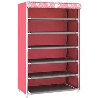 Home Shoes Cabinet Shelf Assembled Dustproof Multilayer Clear Shoe Rack Storage Furniture DIY Expander Stretcher Organizer