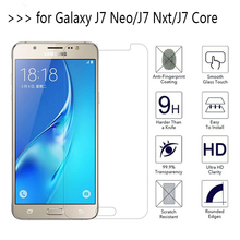 9H 2.5D Screen Protector For Samsung Galaxy SM-J701M/DS Galaxy J7 Neo 2017 Duos J7 Nxt J7 Core Tempered Glass For Samsung J7 Neo аккумулятор для телефона ibatt eb bj700bbc для samsung galaxy j7 galaxy j7 lte galaxy j7 duos sm j700f ds galaxy j7