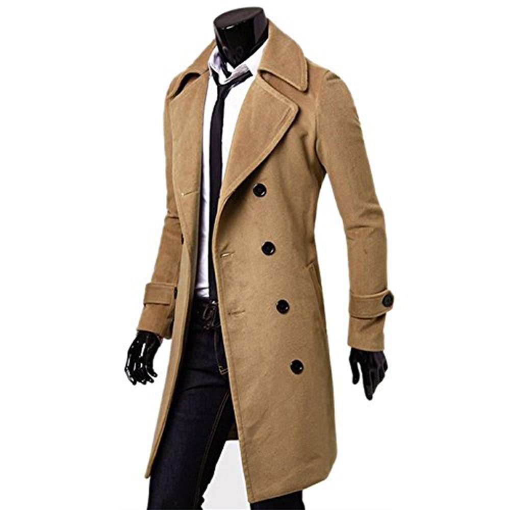 dd21a84b311 Chaqueta de invierno para hombre talla grande 6XL 7XL 8XL Parka gruesa  cálida de lana con
