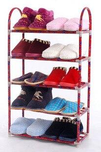 JUH 1 set of Easy Installation DIY shelf Morden shoe assembly hanger combination shelves rack for living room shoes cabinet стоимость