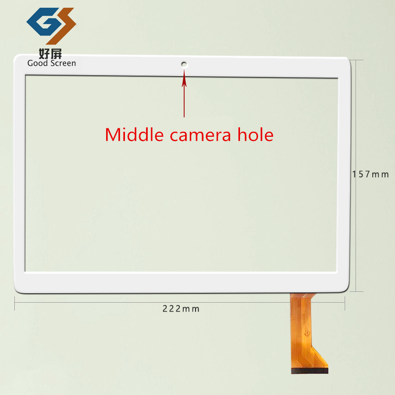 9.6 Inch For Interpad KT096H Capacitive Touch Screen Panel Repair Replacement Spare Parts Free Shipping