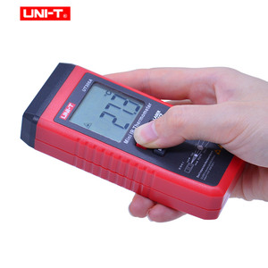 Image 3 - UNI T UT306A Mini Infrared Thermometer  35~300C  31~572F Digital IR temperature tester with Data hold & LCD backlight display