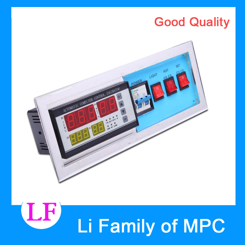 Universal 220V 500W LCD Display Temperature Controller Switch Thermostat Relay Automatic Computer Control Incubator ac 250v 20a normal close 60c temperature control switch bimetal thermostat