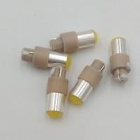 5 stks Dental glasvezel handstuk lamp LED lamp compatibel voor Sirona mutiflex coupling