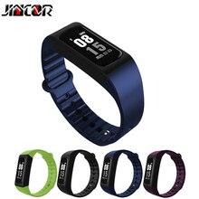 Jincor Новинка 2017 смарт-браслеты IP67 водонепроницаемый W4S Bluetooth 4.0 умный Браслет монитор сердечного ритма Спорт Фитнес Smart одежда