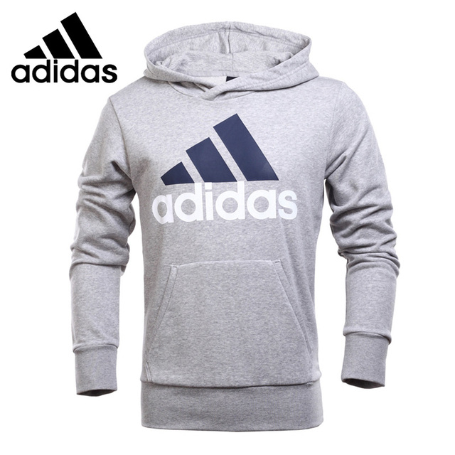 028062b11d US $64.67 18% OFF|Original New Arrival 2018 Adidas ESS LIN P/O FT Men's  Pullover Hoodies Sportswear-in Trainning & Exercise Sweaters from Sports &  ...