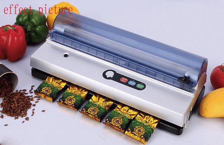 Automatic home Food Vacuum Sealer Kits Vacuum sealing machine 220VAutomatic home Food Vacuum Sealer Kits Vacuum sealing machine 220V