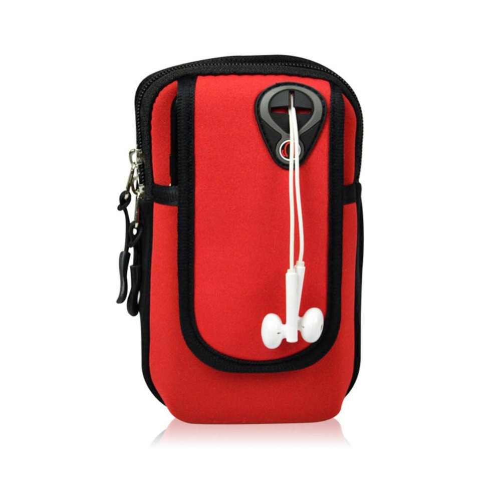 Topsee 2017 New Arrival 6 Inch High Quality Universal Protective <font><b>Phone</b></font> Pouch Outdoor Arm Bag <font><b>Phone</b></font> <font><b>Holder</b></font> For <font><b>Running</b></font> Gym