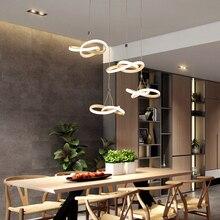 ФОТО nwe hanging deco diy modern led pendant lights for dining room kitchen room bar suspension luminaire suspendu pendant lamp