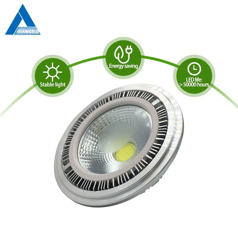 Best Price #3b6518 G53 ES111 QR111 AR111 LED Lamp 14W