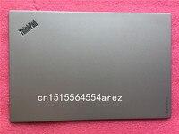 New Original laptop Lenovo ThinkPad X1 Carbon 20HR 20HQ Gen 5 2017 Lcd Rear Back Cover Case silvery AQ12S000110 SM10K80822