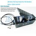 TIG Pedal de Controle remoto Interruptor Com 3 M de Fio 2Pin 3Pin Para AC DC WSME PERUCA Soldadores Super200P