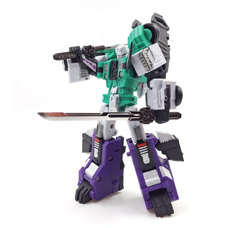 ( IN STOCK ) Toy IronFactory IF-EX19 Shadow Tengu