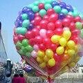 100 Peças/lote 10 Polegada Látex balões de Casamento decoração Do Partido Do Balão de Hélio Coloridos Espessamento Pérola Bolas de Brinquedo da Criança Do Bebê