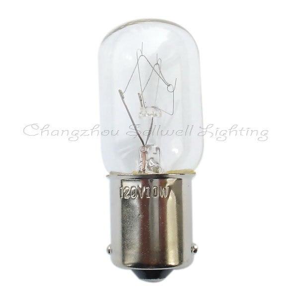 Купить с кэшбэком Ba15s T20x48 120v 10w Good!miniature Bulb Light A320