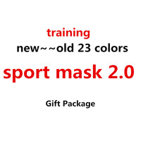 Training Sports Mask High Altitude Many Color Fitness Out Door Men Fitness Sport 2 0 Masks