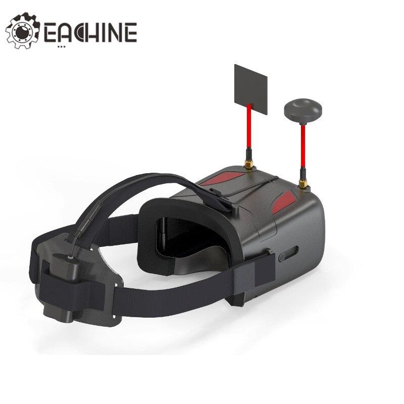 Новый Нибиру VR D2 Pro Модернизированный с открытым исходным кодом 5 дюйм(ов) 800*480 40CH 5.8 Г разнообразие FPV-системы Очки w /DVR объектив Регулируемая ...