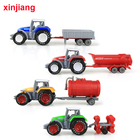 4PCS Farm Toy Vehicl...