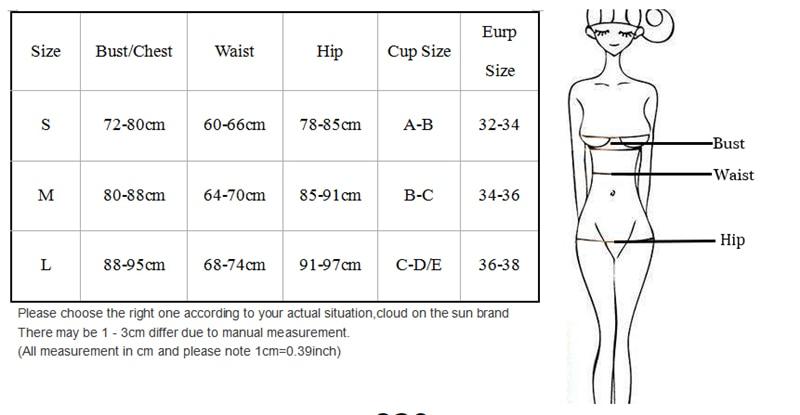 Pure Color Belt One-piece Swimsuit 1