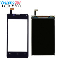 4 0 LCD Display Panel Screen For Huawei Ascend Y300 T8833 U8833 Touch Screen Digitizer Glass