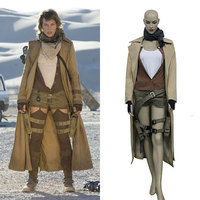 WM Resident Evil 3 Afterlife Movie Alice Cosplay Costume Custom Size