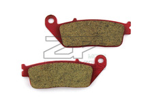 Motorcycle Parts Brake Pads For HONDA NV 400 Shadow Slasher 2000-2008 Front OEM New Red Composite Ceramic Free shipping