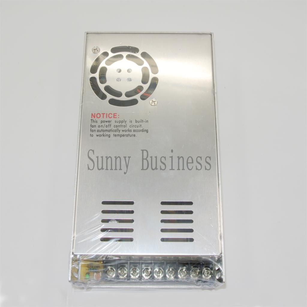 все цены на Best quality S-400-15 15V 26.5A 400W Switching Power Supply Driver for LED Strip AC 100-240V Input to DC 15V онлайн