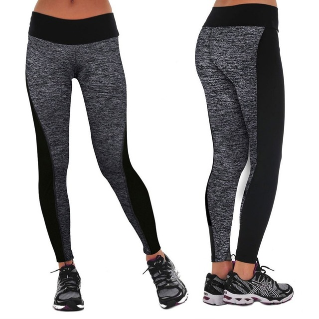 yuerlian Women Compression Running Sports Pants Elastic Female Slimming Body Shaper