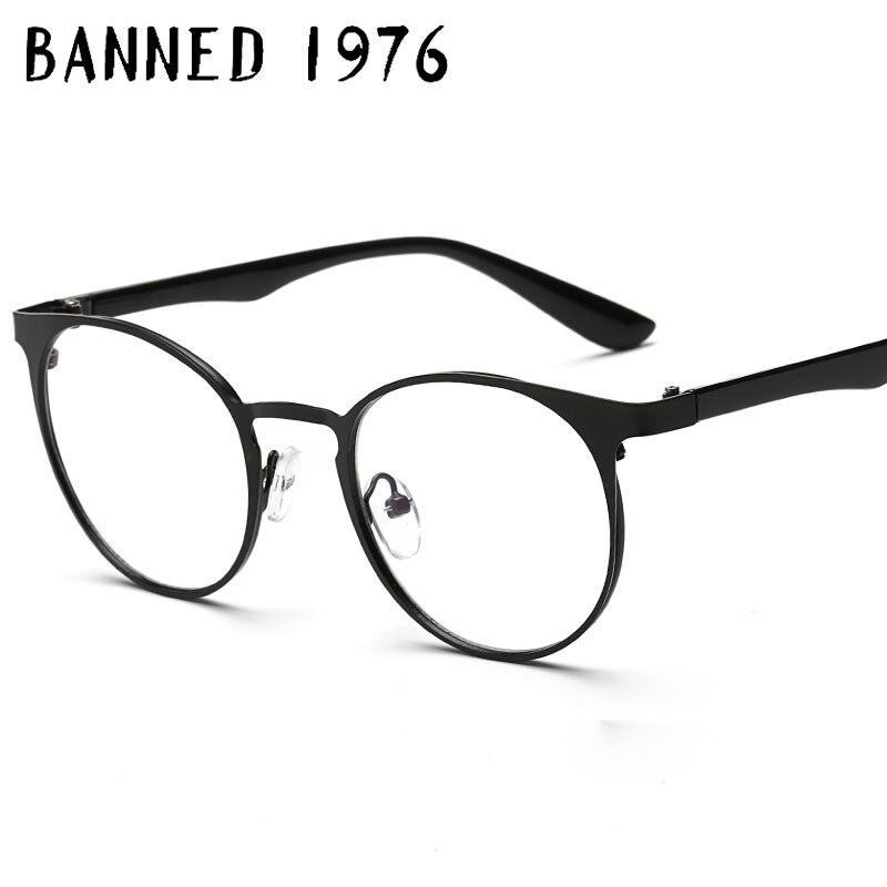 VERBOTEN 1976 anti blaues licht objektiv Marke Designer ...