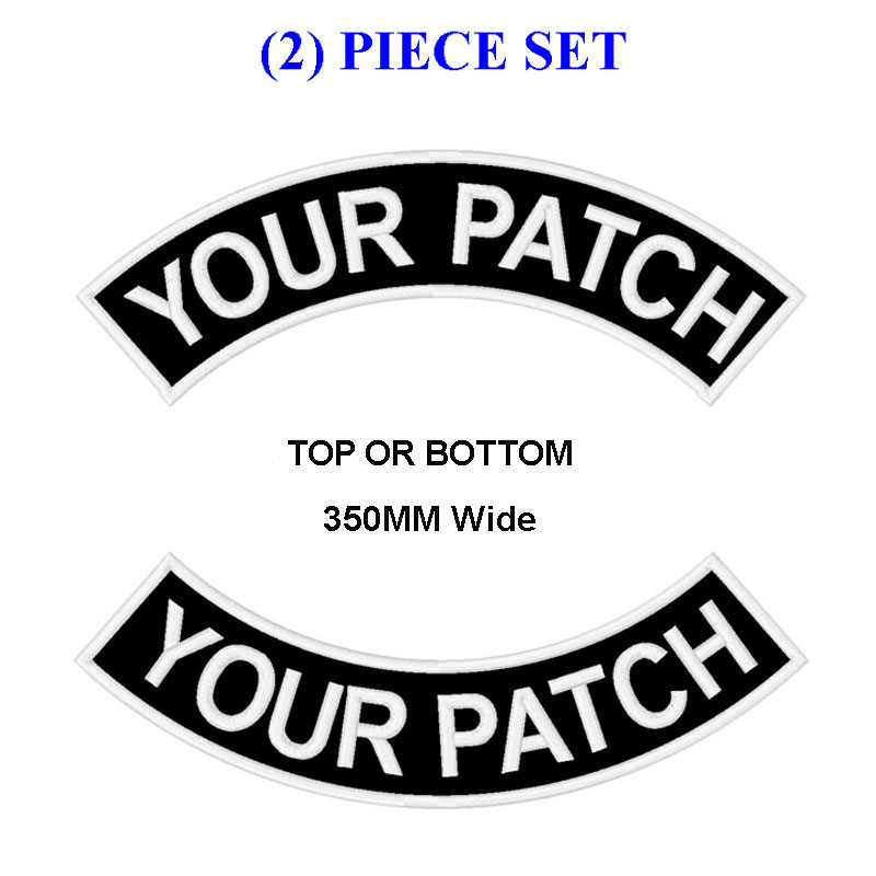 Custom biker patches_27