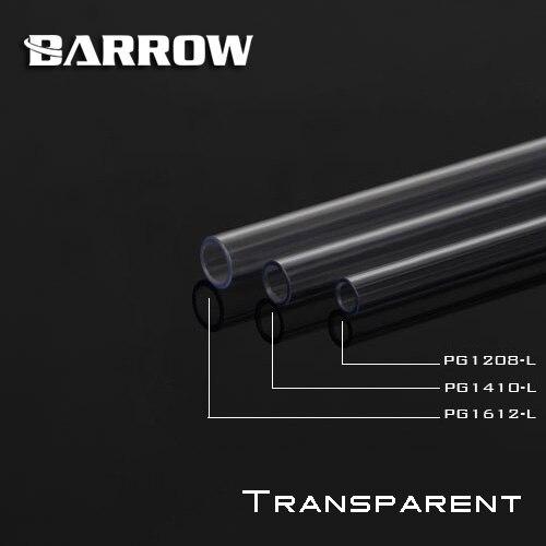 Barrow PG1612 / PG1410 / PG1208, tubos rígidos PETG de 500 mm, - Componentes informáticos - foto 3