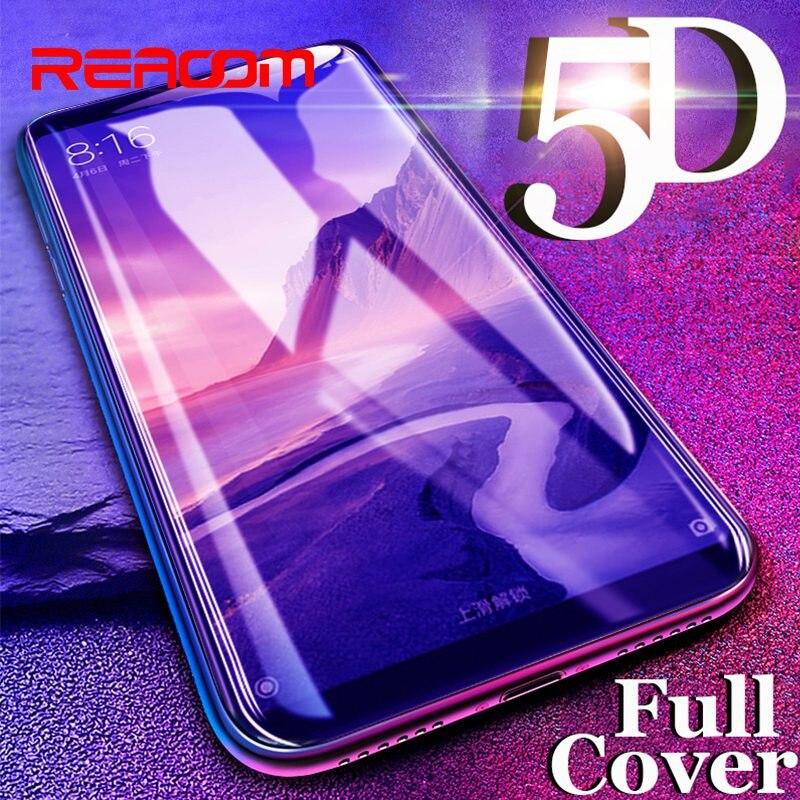 5D מזג זכוכית עבור Huawei נובה 3i 2i 3 e מסך מגן עבור Huawei Y6 Y9 2018 P20 לייט Mate 10 פרו P10 P חכם P8 לייט 2017