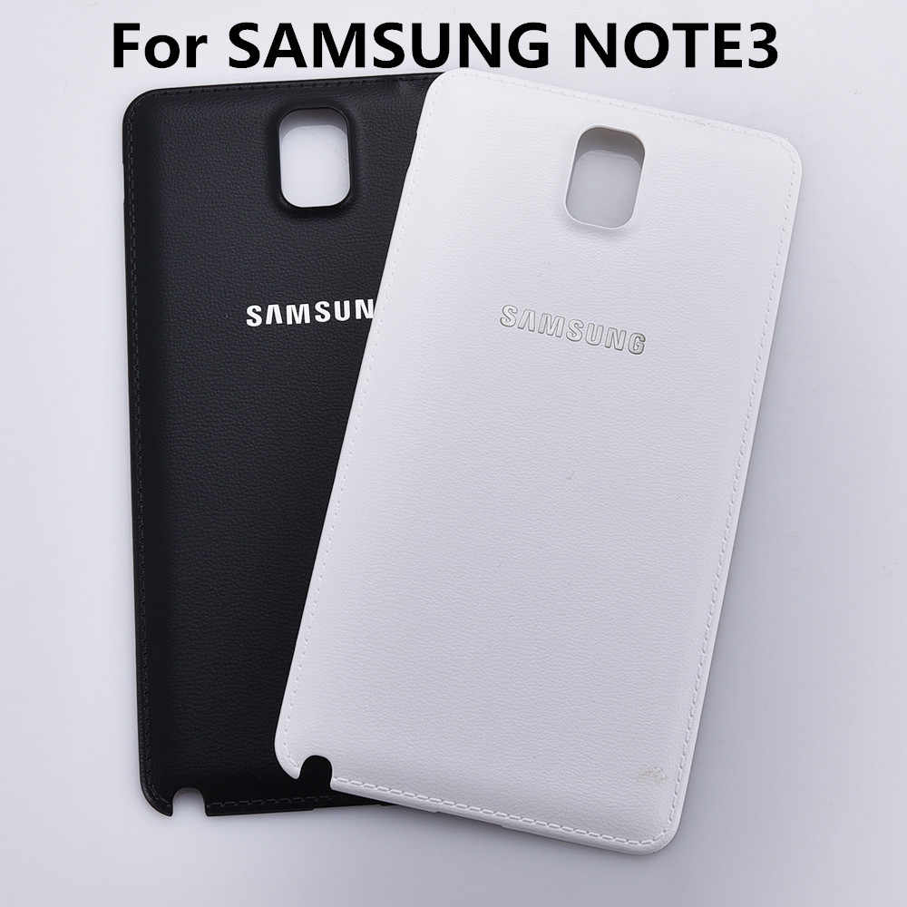 cheaper 9c30b 10522 For Samsung Galaxy Note 3 Housing Back Cover Case For Samsung note3 N9005  Battery Cover Replacement