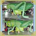 Gigante de 7 metros de Comprimento Inflável Balão flutuou gafanhoto
