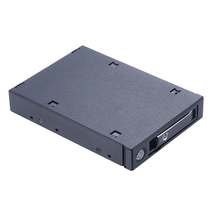 Uneatop ST2515 2.5in chassis aluminum case SATA hard disk caddy backplane 15mm thickness internal enclosure hdd mobile rack