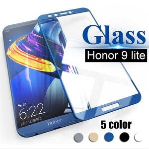 Honor 9 لايت زجاج واقي ل honor 9 لايت 9 لايت فيلم الزجاج المقسى واقي للشاشة على honor 9 لايت 9 ضوء سلامة الزجاج
