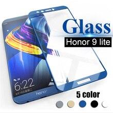 Honor 9 lite cristal protector de pantalla de vidrio templado para Honor 9 lite 9 lite, vidrio de seguridad ligero 9 lite