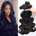 Alimoda Hair 4 Bundles Brazilian Body Wave Virgin Stema Hair Brazilian Body Wave Affordable Meches Tissage Bresilienne Lots 4
