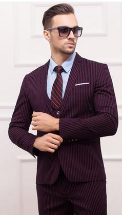 Aliexpress.com : Buy Hot!!!(Coat   Pants   Vest) Men's Suits Style ...