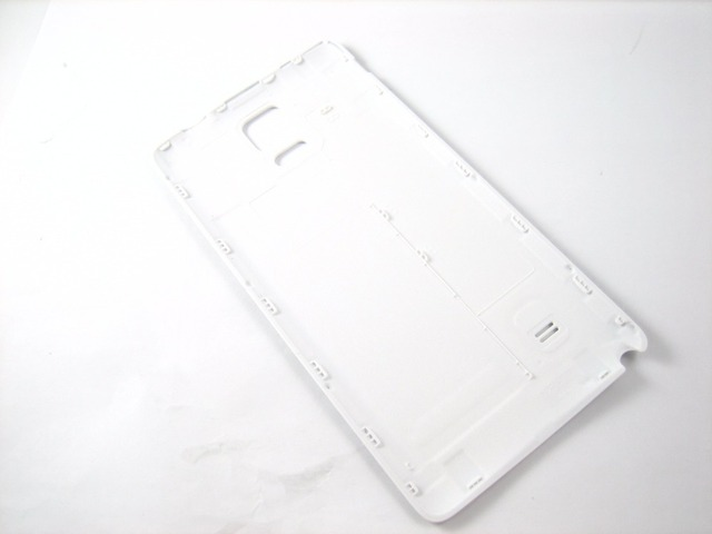 Replacement Back Battery Cover Housing for Samsung Galaxy Note 4 SM-N910 N910 Metal Grey