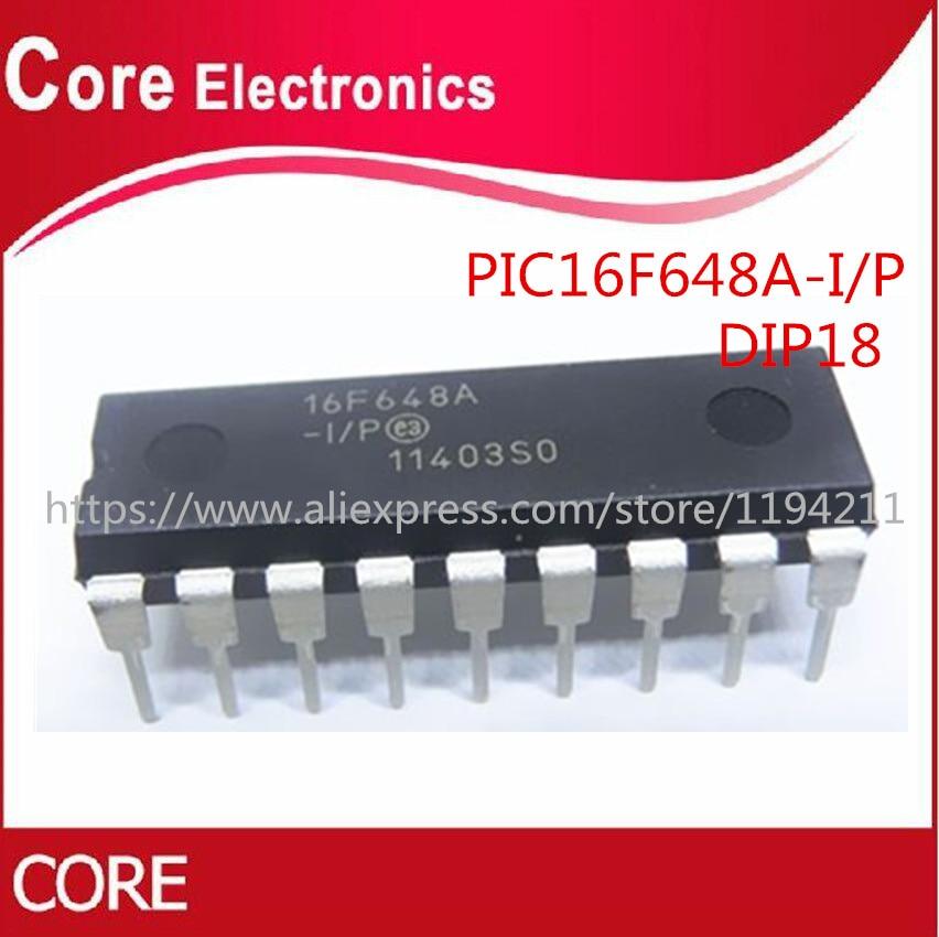 1PCS DIP-18 PIC16F84A-04//P 18-pin 16F84A Dip Original PIC16F84A