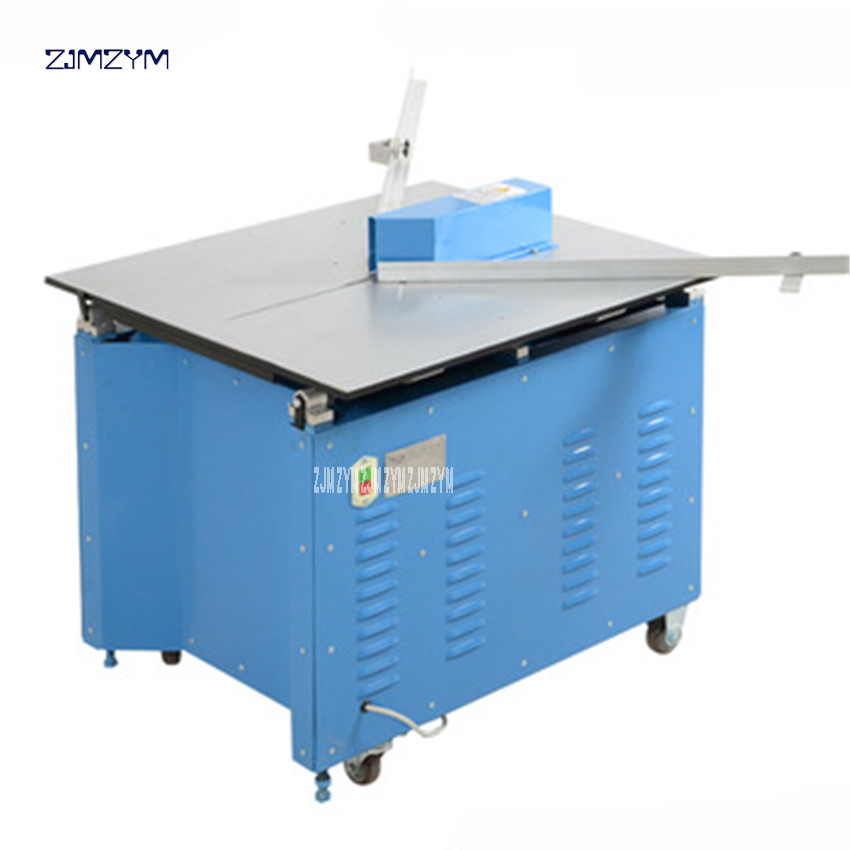 JS203A 5112 Foto Frame Saw Cutter Cutting Angle 45/60/90 Degrees Maximum Width 275mm Frame Cutting Machine 110V/220V/380V 1.5kw
